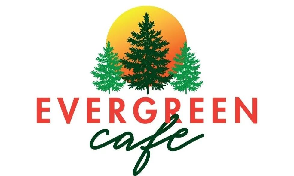 Evergreen Cafe & Kombucha Bar Logo